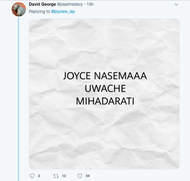 Screen Shot 2019 07 19 at 7.34.54 AM - 15 savage and hilarious memes calling out Joyce Lay for asking for free logos