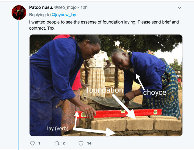 Screen Shot 2019 07 19 at 7.36.04 AM 1 - 15 savage and hilarious memes calling out Joyce Lay for asking for free logos
