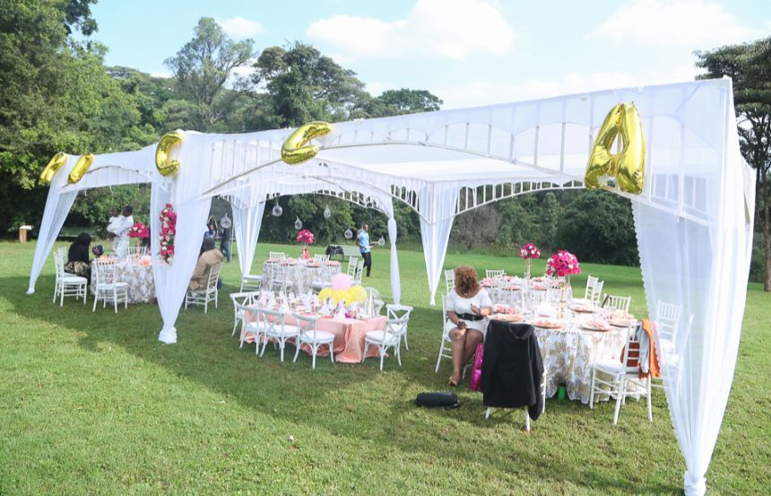 Screen Shot 2019 07 26 at 4.24.24 PM - Photos from DJ Pierra Makena's Ksh 0.5m birthday party for daughter, Ricca