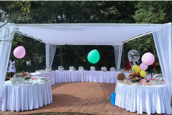 Screen Shot 2019 07 26 at 4.25.35 PM - Photos from DJ Pierra Makena's Ksh 0.5m birthday party for daughter, Ricca