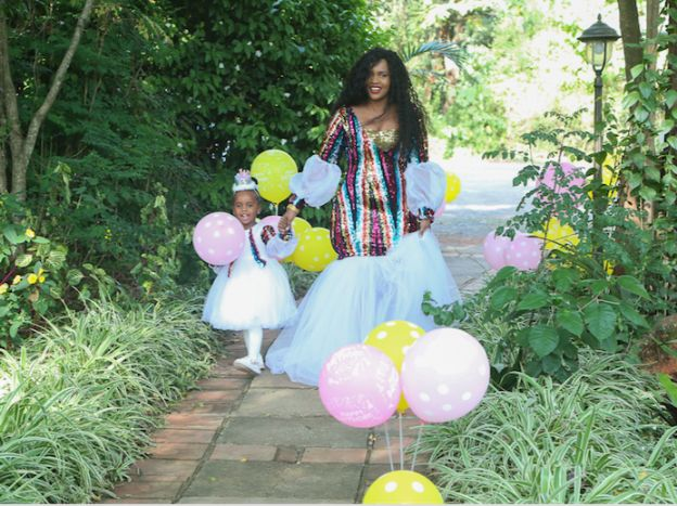 Screen Shot 2019 07 26 at 4.26.41 PM - Photos from DJ Pierra Makena's Ksh 0.5m birthday party for daughter, Ricca