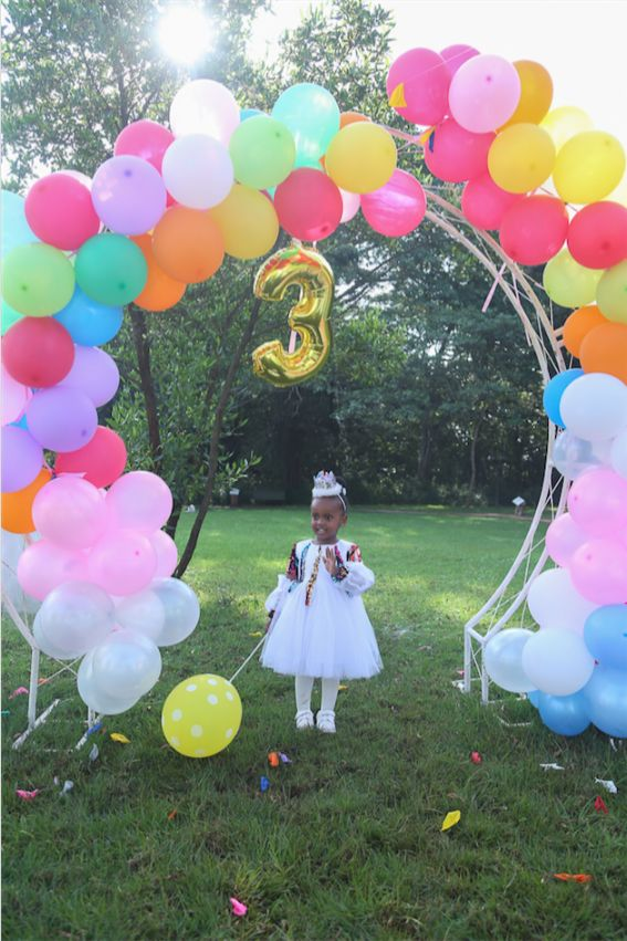 Screen Shot 2019 07 26 at 4.27.31 PM - Photos from DJ Pierra Makena's Ksh 0.5m birthday party for daughter, Ricca