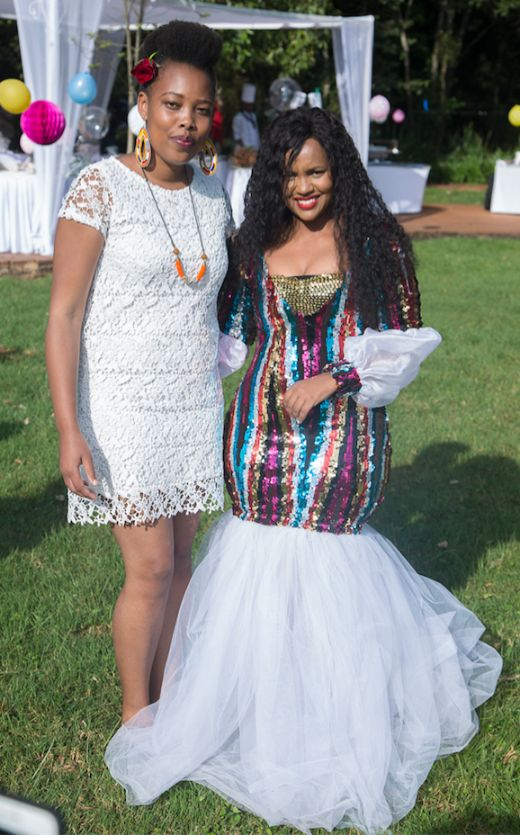 Screen Shot 2019 07 26 at 4.28.40 PM - Photos from DJ Pierra Makena's Ksh 0.5m birthday party for daughter, Ricca