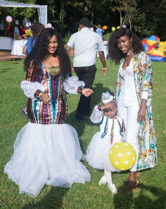 Screen Shot 2019 07 26 at 4.28.51 PM - Photos from DJ Pierra Makena's Ksh 0.5m birthday party for daughter, Ricca