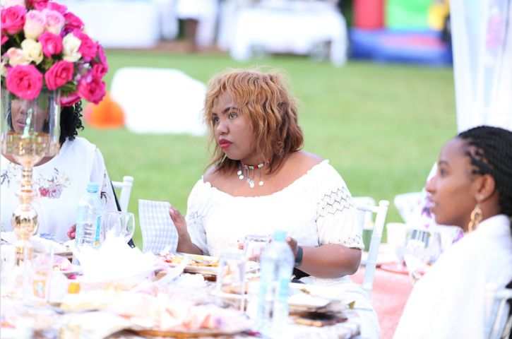 Screen Shot 2019 07 26 at 4.30.45 PM - Photos from DJ Pierra Makena's Ksh 0.5m birthday party for daughter, Ricca