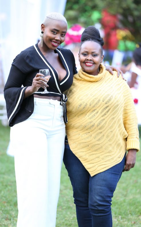 Screen Shot 2019 07 26 at 4.30.56 PM - Photos from DJ Pierra Makena's Ksh 0.5m birthday party for daughter, Ricca