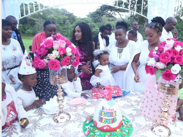 Screen Shot 2019 07 26 at 4.31.42 PM - Photos from DJ Pierra Makena's Ksh 0.5m birthday party for daughter, Ricca