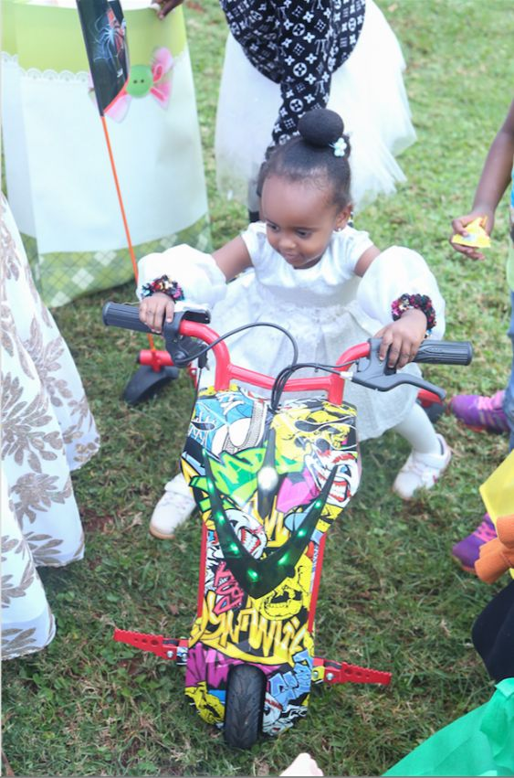 Screen Shot 2019 07 26 at 4.37.34 PM - Photos from DJ Pierra Makena's Ksh 0.5m birthday party for daughter, Ricca