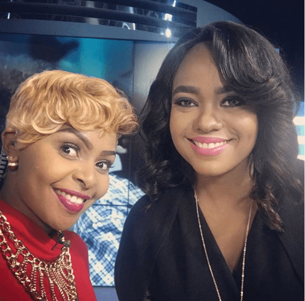 Screen Shot 2019 07 26 at 8.02.36 AM - 'You won't see me hanging out with celebrities,' Anne Kiguta shouts