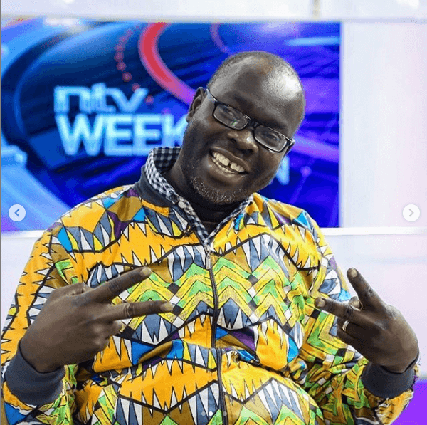 Screen Shot 2019 07 27 at 10.18.49 AM - 'Bro, Ken Okoth, I am sorry I missed your call,' cries Ronnie Osumba in tribute