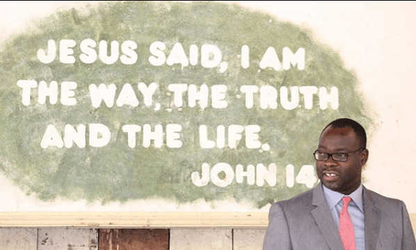 Screen Shot 2019 07 27 at 10.25.47 AM - 'Bro, Ken Okoth, I am sorry I missed your call,' cries Ronnie Osumba in tribute
