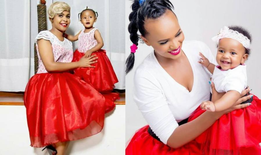 Size 8 and Pierra Makena - 'I can never deny my blood! DJ Mo speaks about Pierra Makena's daughter