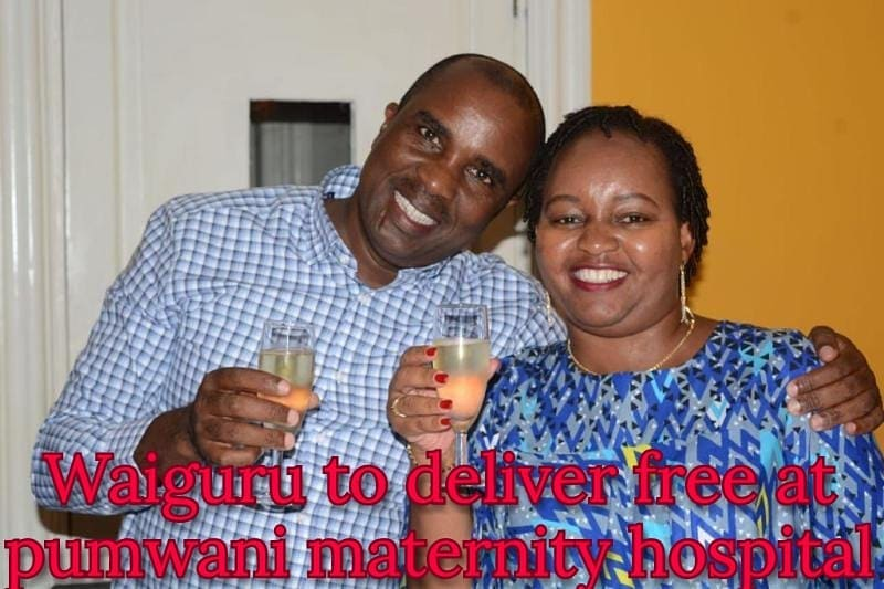 Waiguru and Kamotho