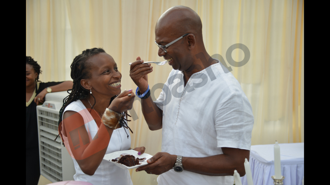 WhatsApp Image 2019 07 01 at 3.07.21 PM - Stunning! How Wambui dressed for Bob Collymore's send-off