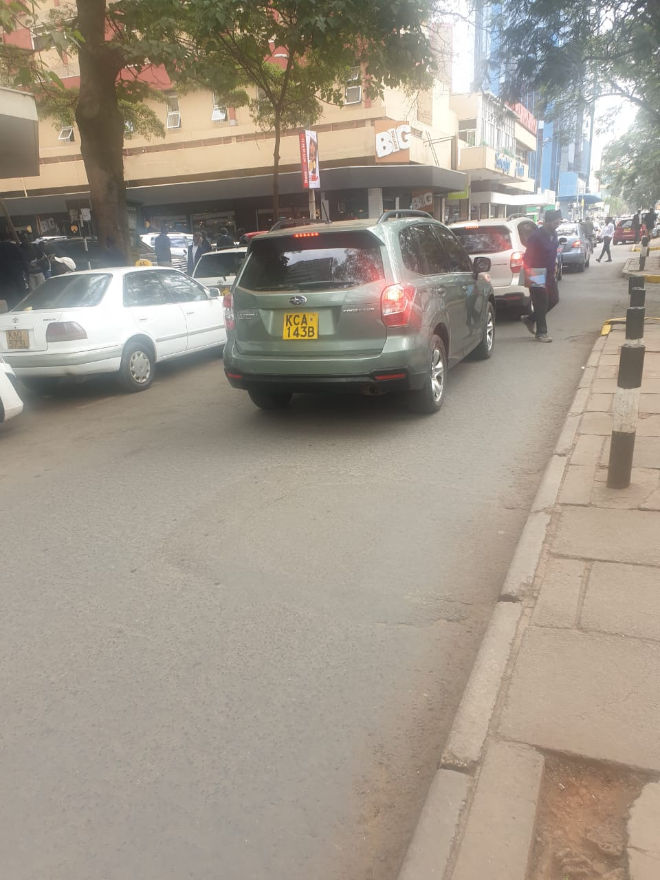 WhatsApp Image 2019 07 03 at 1.17.15 PM - Dennis Itumbi arrested in town (video)