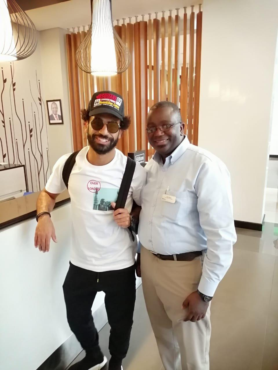 WhatsApp Image 2019 07 24 at 11.32.55 AM - Oh Emm Gee! Mo Salah spends night in Nairobi