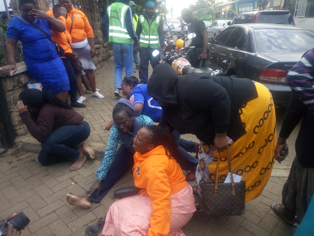 WhatsApp Image 2019 07 26 at 5.33.11 PM - 'God, why him! We are now orphans,' Kibra residents mourn Ken Okoth