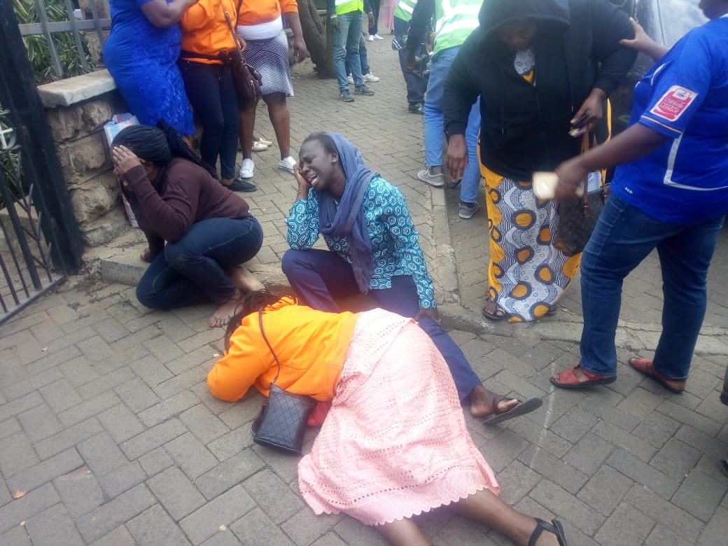 WhatsApp Image 2019 07 26 at 5.33.12 PM - 'God, why him! We are now orphans,' Kibra residents mourn Ken Okoth