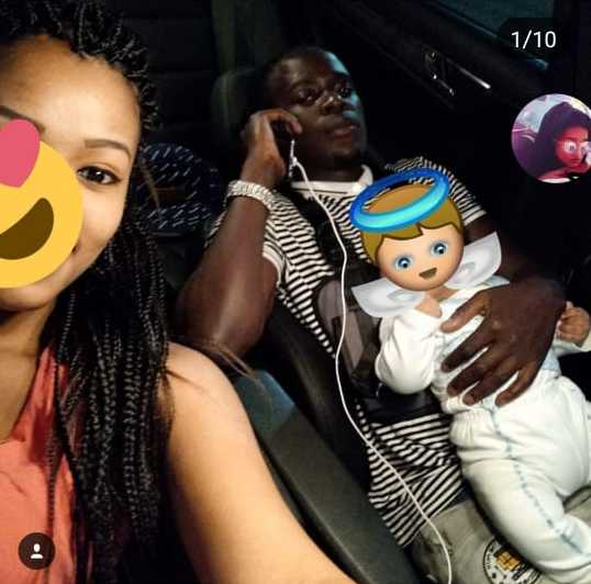 Willy Paul baby e1563939873961 - 'I hide my child because…' Willy Paul speaks out