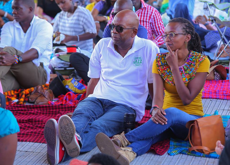 bob colymore moments1 - Bob Collymore's life moments that will bring tears to your eyes!