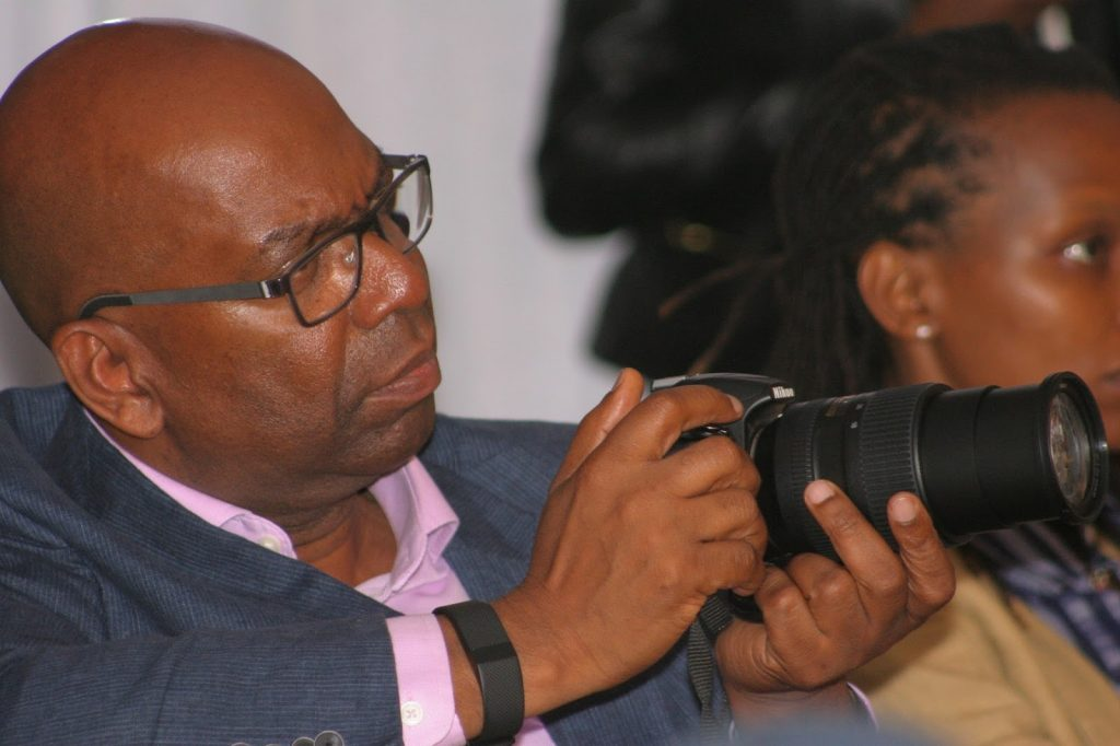 bob colymore moments3 - Bob Collymore's life moments that will bring tears to your eyes!
