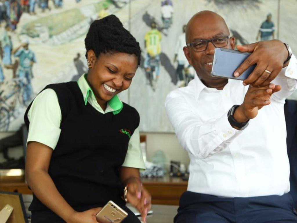 bob colymore moments4 - Bob Collymore's life moments that will bring tears to your eyes!