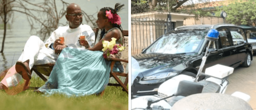bob cover lee funeral - Bob Collymore's classy send off! From Jaguars to top notch security