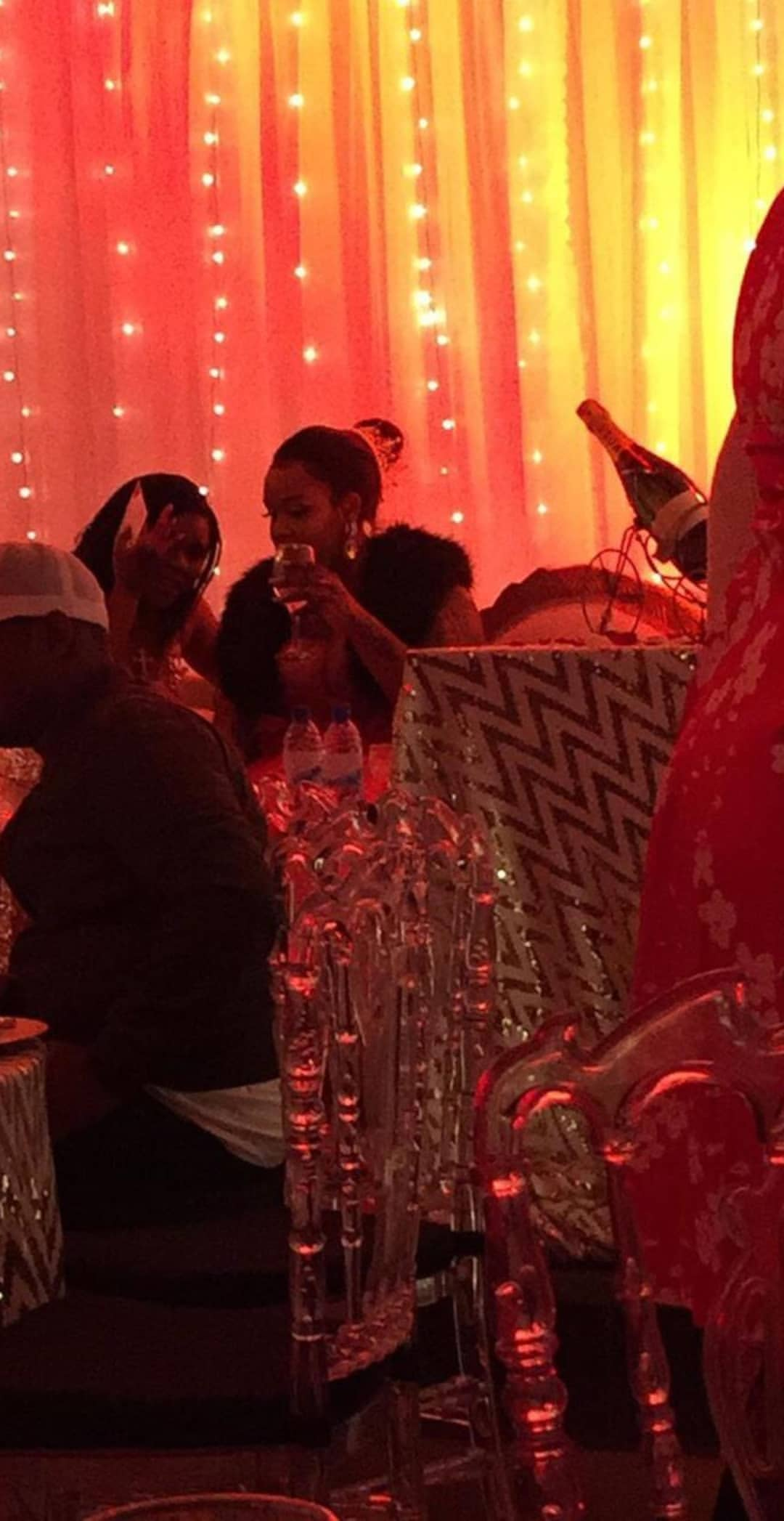 bridget birthday party1 - Party like a rock star! Bridget Achieng celebrates 30th birthday