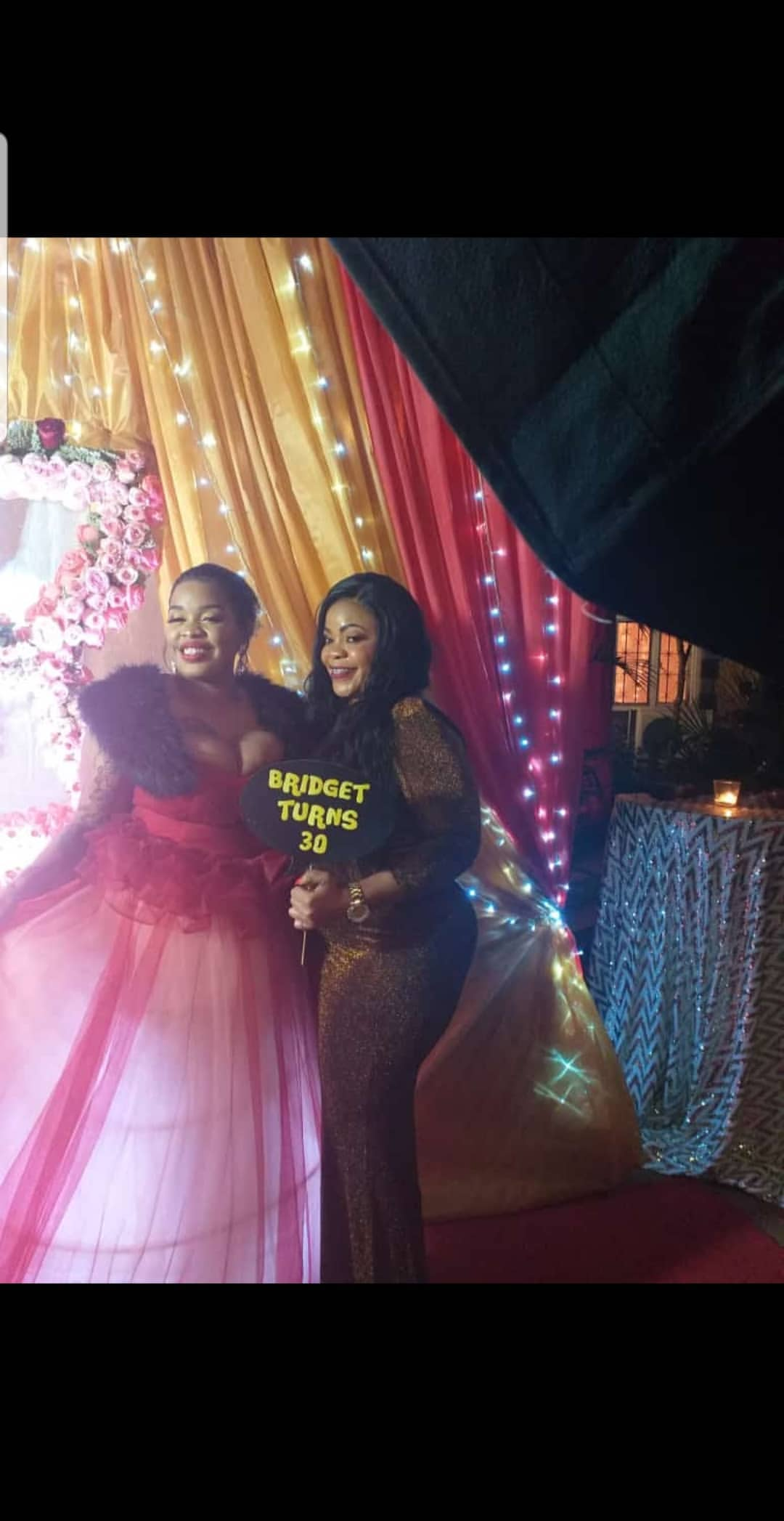 bridget birthday party3 - Party like a rock star! Bridget Achieng celebrates 30th birthday