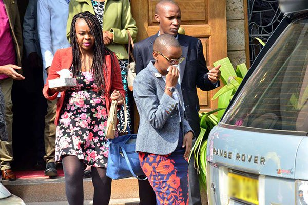 cre4 1 - 'Do everything Wambui's family wants,' Bob Collymore said at ruracio