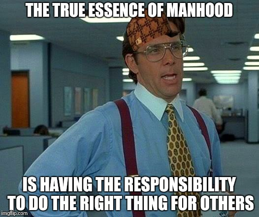 meme manhood
