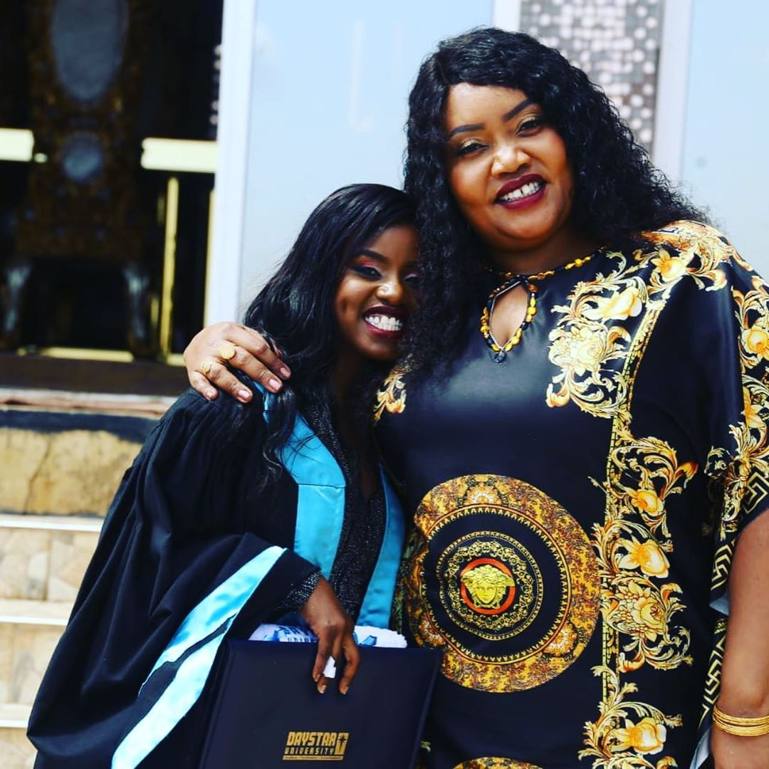 sonko - Sonko gifts daughter with brand new car as graduation gift – Video