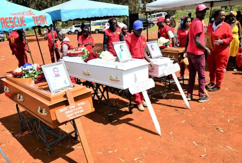 unnamed.1 - Oh cruel death! Father and kids killed by mom, all laid to rest