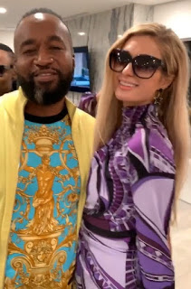 1 17 - Wanasumbua! Governor Joho and Ommy Dimpoz hang out with Paris Hilton