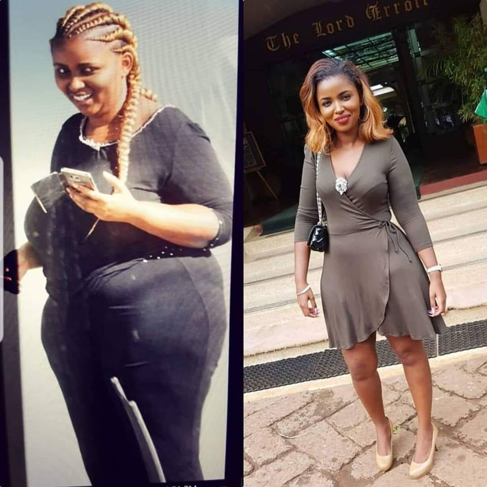 53692832 2331621633523402 6084454940158197760 n - 'A woman is not defined by her body size,' Anerlisa to trolls for fat shaming her