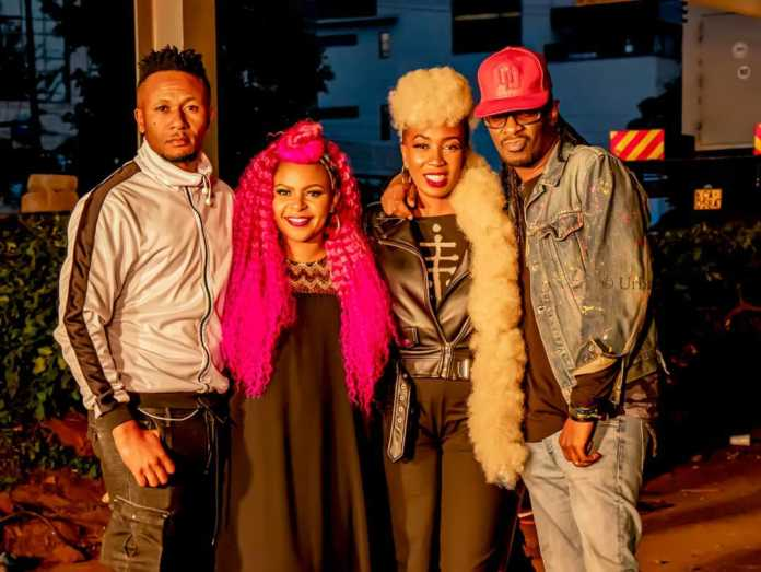 Wahu and Size 8