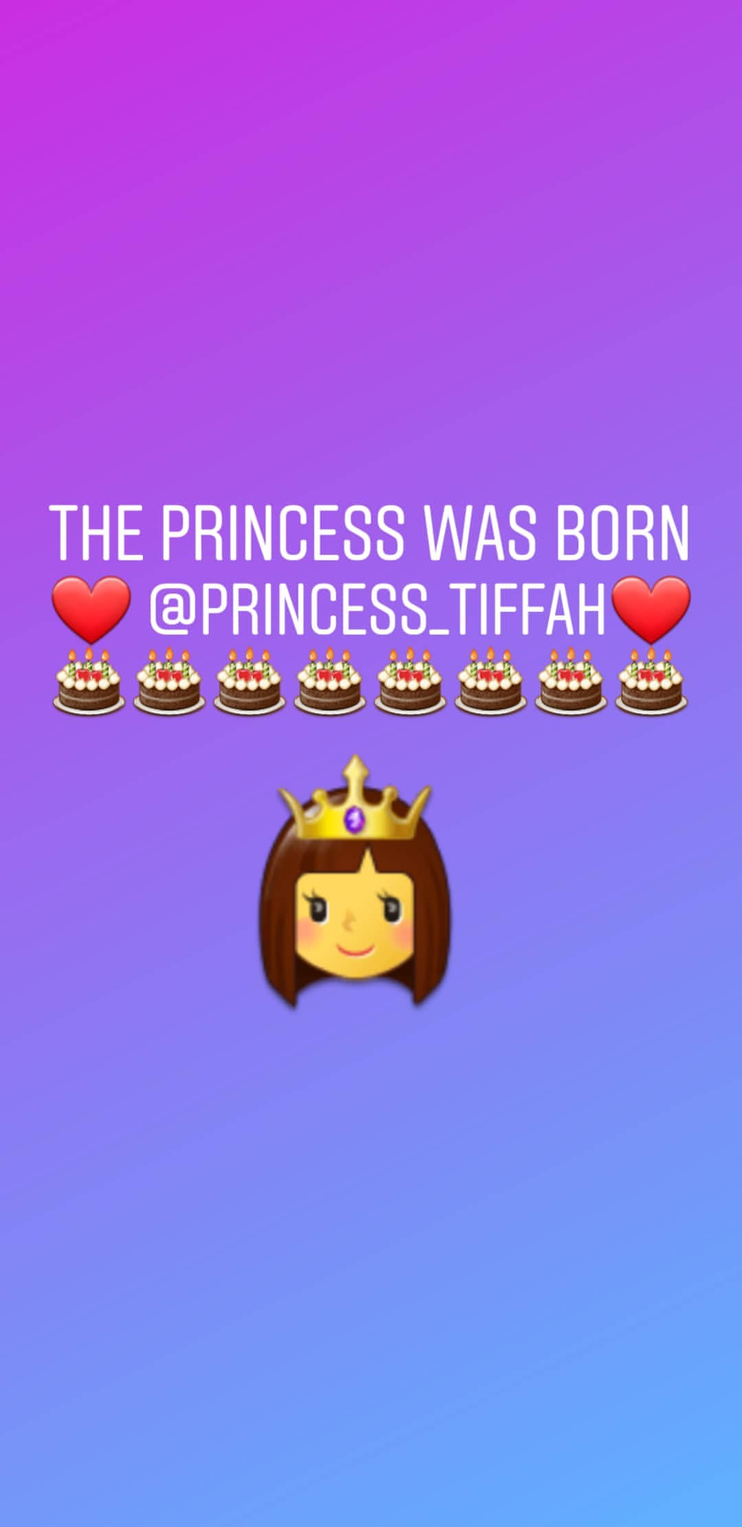 Princess Tiffah