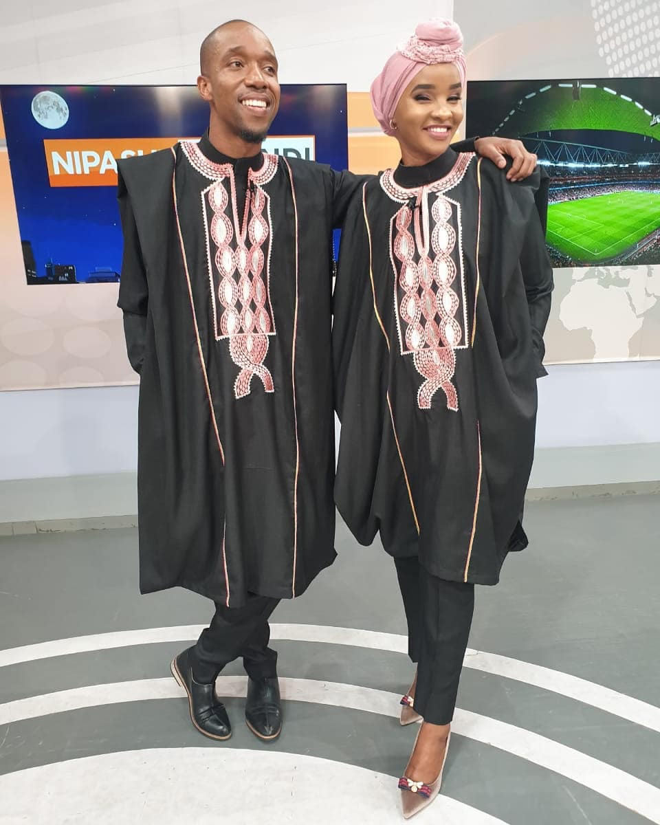 66488500 1308572965987250 2753651889735458543 n - Perfect match made in heaven! Lulu Hassan and hubby's outfits excite Kenyans