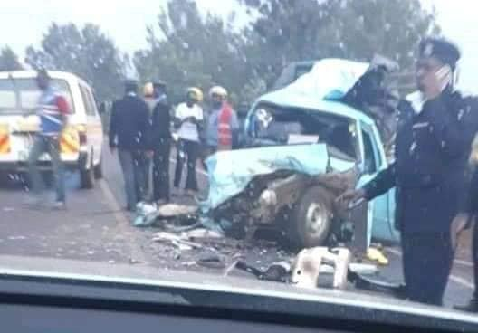 68794230 2317512821619612 6807582434708684800 n - Pepo mbaya! 2 brothers die in road accident after leaving John De Mathew's funeral