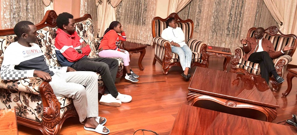 68834300 2842256405802878 3963808970832871424 n - Looks like a palace! Inside DP Ruto plush Karen home (Photos)