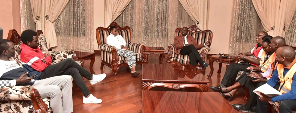69412502 2842255609136291 7565087027884982272 n - Looks like a palace! Inside DP Ruto plush Karen home (Photos)