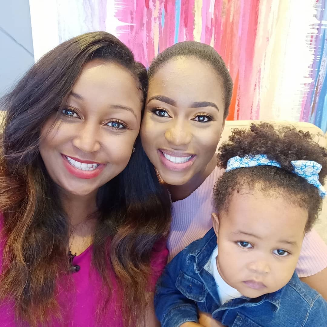 Betty Kyallo - 'Nothing new here! We know were Bahati dries his boxers!' Fans tell Betty Kyallo