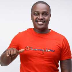Chito 250x250 - 'Why wamlambez is the greatest gift,' Kiss FM's Chito says