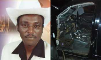 DeMathew accident 350x210 - 'He was bleeding,' Matatu's last effort to rescue John De Mathew's life