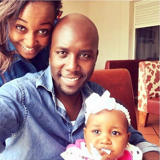 'I learnt my 'mistake' late' Betty Kyallo reveals why is letting Ivanna and her dad Okari bond