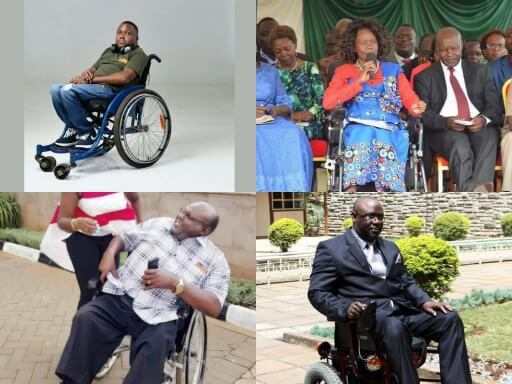 Road accidents to sudden illness: Celebs tell on how they became disabled