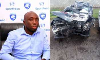 Felix AFC official 350x210 - Luwere! AFC Leopards official Felix dies in grisly road accident in Timboroa