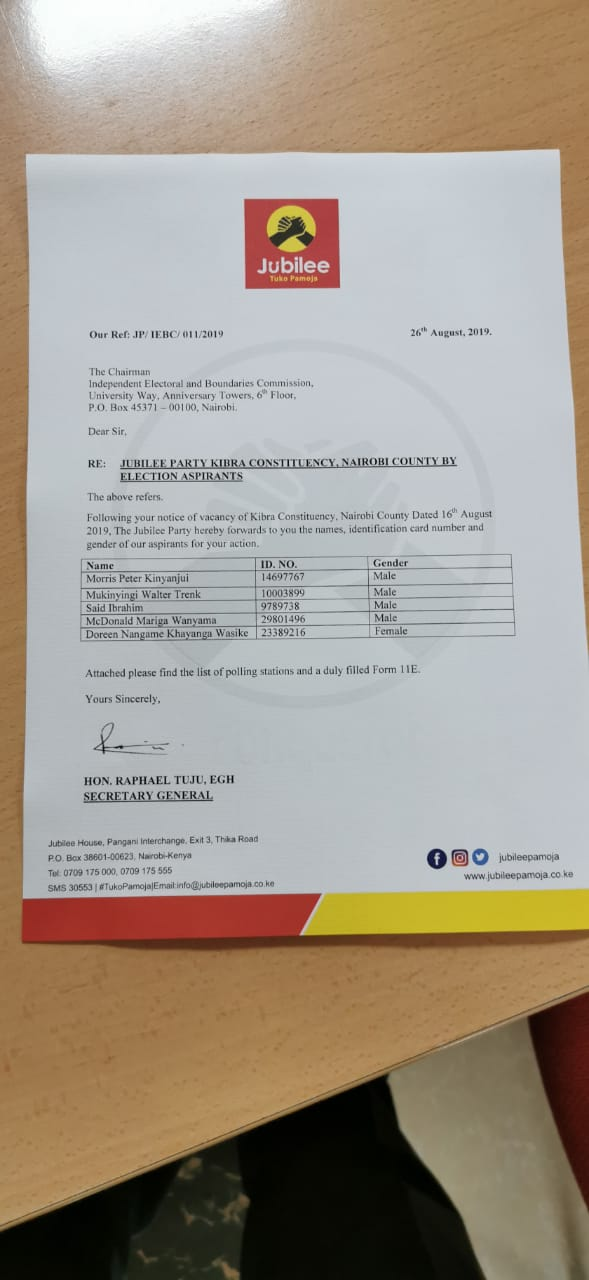 IMG 20190826 WA0100 - Here is the letter that was leaked about MacDonald Mariga retiring from football