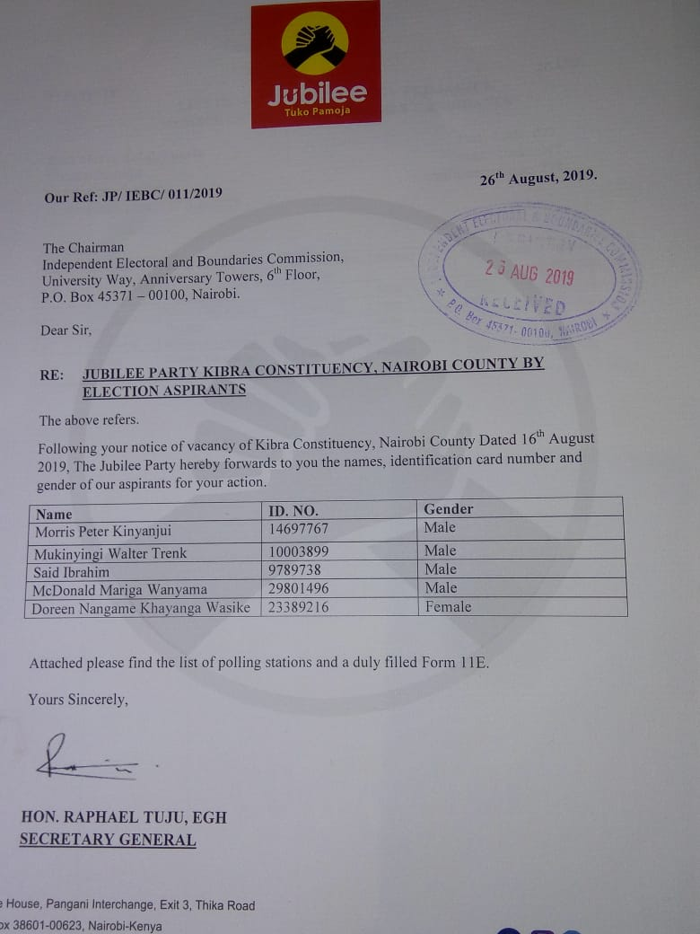 IMG 20190826 WA0129 - Here is the letter that was leaked about MacDonald Mariga retiring from football
