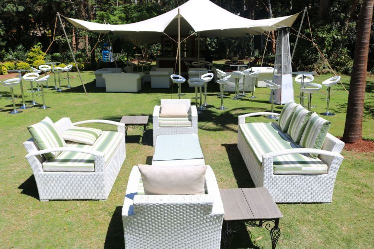 Venue of Kevin Obia's party